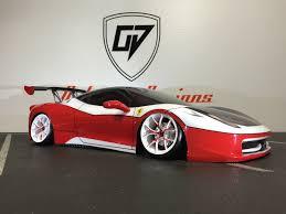 Ferrari 458 Drifting - custom ferrari 458 challenger tamiya oak man designs