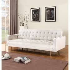 contemporary futon sofa bed dhp sienna futon sofa bed free shipping today overstock com