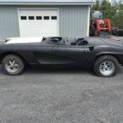 corvette project 1962 chevrolet corvette project parts car for sale in bedford