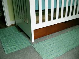 Crib Bed Skirt Diy Nursery Progress How To Make A No Sew Crib Skirt Crib Skirts