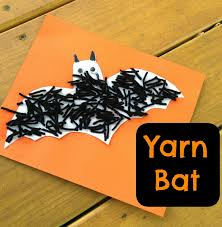 halloween crafts for preschool 30 halloween projects for kids halloween kids bats and yarns