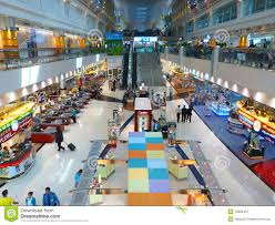 terminal 3 of dubai airport editorial stock photo image 29154223