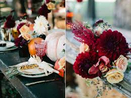 thanksgiving wedding ideas ruffled