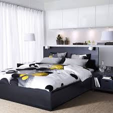 bedroom contemporary best bedroom furniture black high gloss