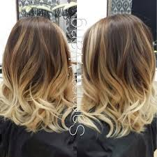 show meshoulder lenght hair a collection of 20 ombre hair looks for women short hair ombre