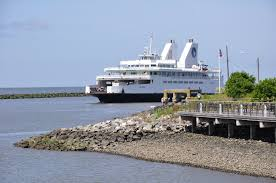 lower township cape may county the only vehicle carrying ferry