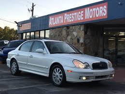 2004 hyundai sonata gls 2004 hyundai sonata gls 4dr sedan in decatur ga atlanta prestige