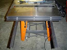 Ridgid Table Saw Extension Ridgid Table Saw Ts3650 U2013 Thelt Co