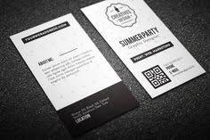 simple u0026 clean business card by designghor on creativemarket