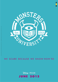 monsters university june 21 2013 monstersuniversity movie