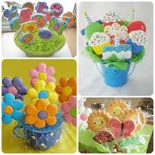 cookie arrangements 72 best ideas para hacer cookie bouquet images on