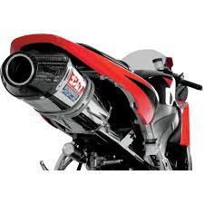 2009 honda cbr 600 yoshimura street rs 5 slip on exhaust for cbr600rr 09 12