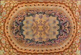 Stark Rug Classic Rug Patterned Wool Rectangular Savonnerie 49282d