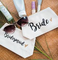 Bridal Party Makeup Bags 165 Best Gorgeous Party Decor Images On Pinterest Chair Sashes