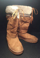 skechers womens boots size 11 skechers australia womens adorbs suede sweater boots brown size 11