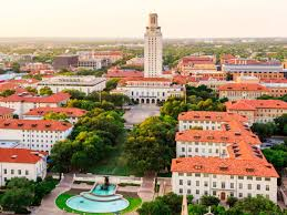 Ut Austin Campus Map by New Report Ranks University Of Texas The No 1 In The