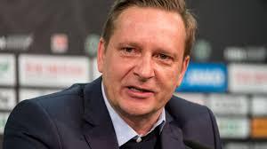 Martin Bader Neu Manager Heldt Will Mit 96 Wieder In Den Europapokal Bild De