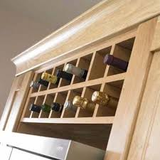 Kitchen Cabinet Wine Rack Ideas Stylish Kitchen Upgrades From Diy Kits Wine Rack Wine And Bottle