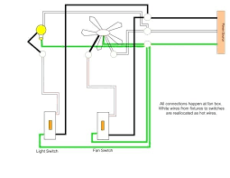 ceiling fan and light control switch fan and light switch wiring separate three ways for light and fan