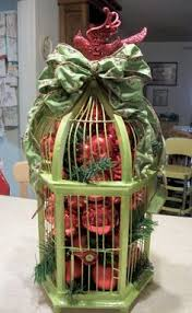 Decorative Bird Cages For Centerpieces by Mini Bird Cage Wedding Favors Table Decoration Available In