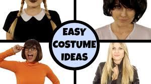 90s halloween costumes 4 easy halloween costumes youtube