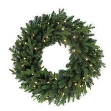 wreaths wreaths garland the home depot