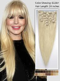 24 inch extensions 24 inch clip in hair extensions 135g uss613a24