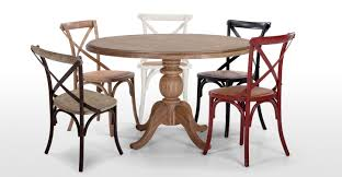 Cortona Extending Dining Table by Round Oak Mission Dining Table Mecox Gardens Round Dining Table