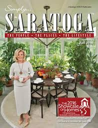 Belmonte Builders Floor Plans Simply Saratoga Showcase Of Homes Fall Edition 2016 By Saratoga