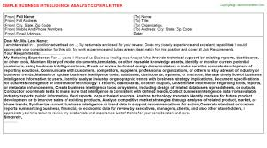 counterterrorism intelligence analyst cover letters