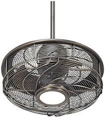 ceiling fans antique bronze 17 casa vestige antique bronze cage led ceiling fan
