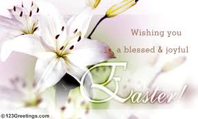 blessed and joyful easter free formal greetings ecards greeting