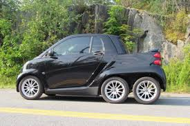 smart car someone built a 6 wheeled smart fortwo truck and it u0027s awesome