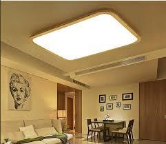 Japanese Ceiling Light Living Room Bedroom Ceiling Lights Solid Wooden Ceiling Lamps Led