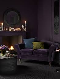 Best Purple InteriorsPlum Lavender Grape Lilac Images On - Aubergine bedroom ideas