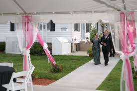tulle decorations outstanding tulle curtain ideas for wedding reception