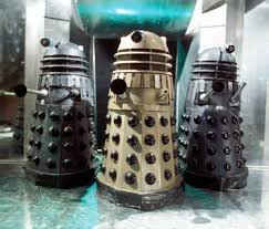 day of the daleks squabbling rubber