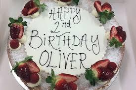 victoria sponge birthday cake jones baker