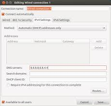Download Linux Dns Server Software by How To Change Your Dns Servers U0026 Improve Internet Security