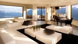 Modern Interiors Luxury House Design - Modern luxury interior design