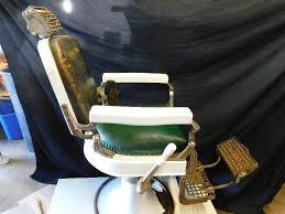 Vintage Barber Chairs For Sale Christmas In November Vintage Barber U0027s Chair In Saint Cloud
