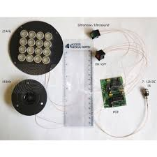 rf jamming system for wiretaps and radio bugs neutralization with