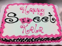 sweet 16 cake in zebra and pink cakecentral com