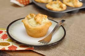 leftover turkey dinner mini pot pies thanksgiving