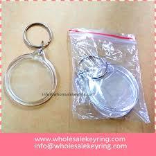 round key rings images Transparent blank round acrylic keyring keychain low price acrylic jpg