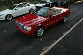 find used 1995 mercedes benz e320 convertible custom 5 find used 1995 mercedes benz e320 convertible custom 5 speed