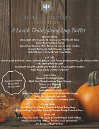 thanksgiving day celebration ruffled feathers golf club 2017 11 23