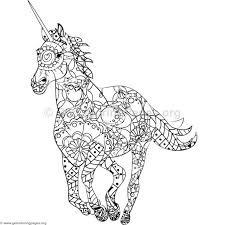 unicorn coloring pages u2013 getcoloringpages org