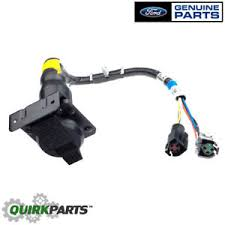 oem new 7 pin trailer towing connector wiring harness f series
