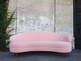 Pink Sofa Bed by Ava